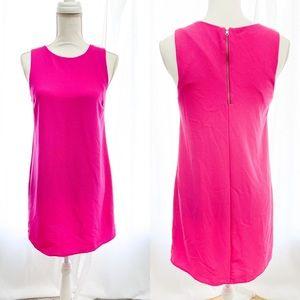Adorable Fuschia Pink Sheath Dress - S